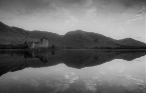 Image of the Kilchurn castle
